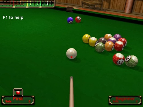 Download Game Billiard Gratis : Billiards Club